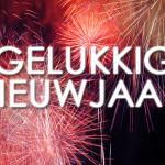 Gelukkig nieuwjaar !!