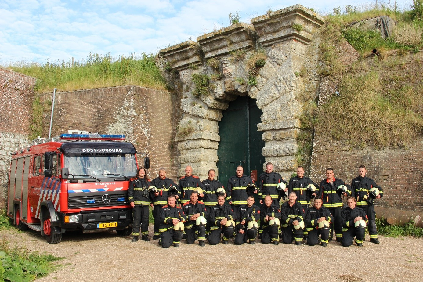 Brandweer Oost-Souburg