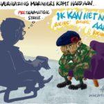 Mariniers niet naar Vlissingen!