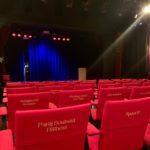 Nieuwe stoelen in theater Ritthem!