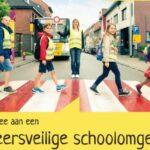 Is de basisschoolomgeving voldoende verkeersveilig?